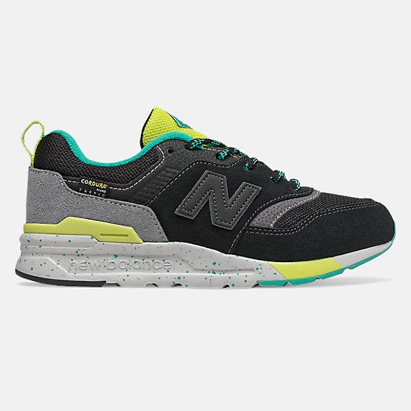 New Balance 997H系列兒童戶外休閑運動鞋, GR997HCX