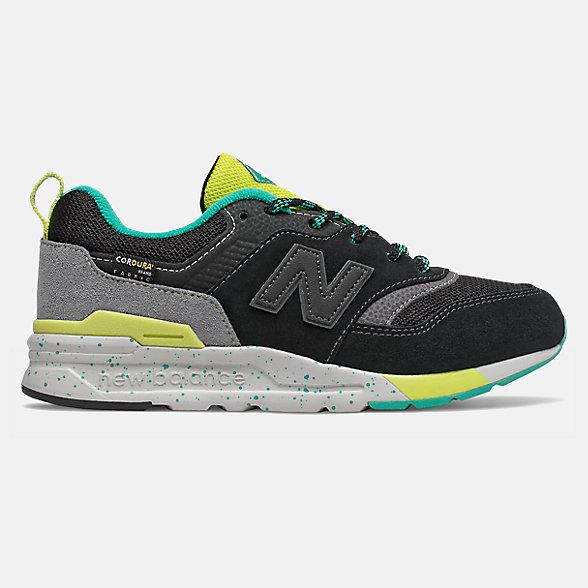 New Balance 997H系列儿童户外休闲运动鞋, GR997HCX
