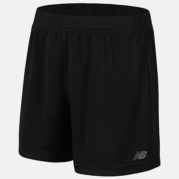 New Balance Core Short, GS04880BK