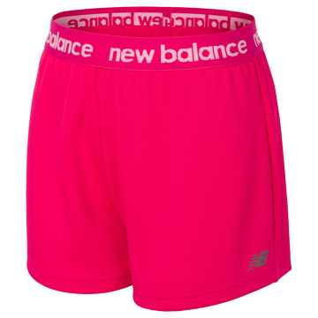 New Balance Core Performance Short, Pomegranate
