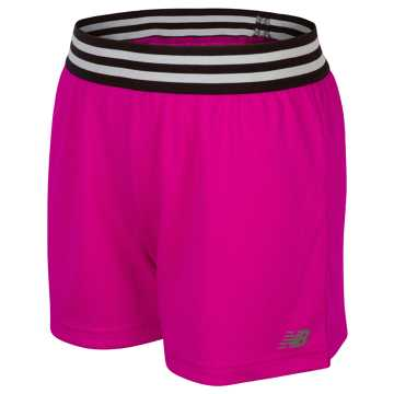 New Balance Core Short, Pomegranate