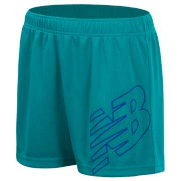 New Balance Core Performance Short, Amazonite