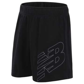 New Balance Core Performance Short, Black