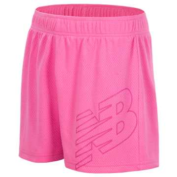 New Balance Core Performance Short, Light Peony