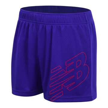 New Balance Core Performance Short, UV Blue