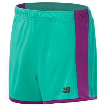 New Balance Solid Performance Short, Voltage Violet