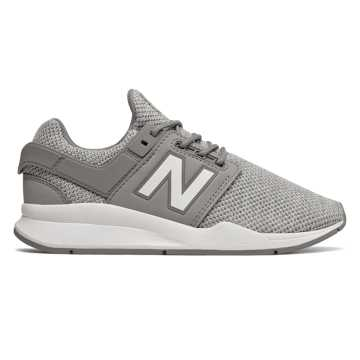 New Balance 247, Team Away Grey with White