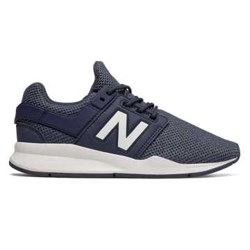 New Balance 247, Navy with White
