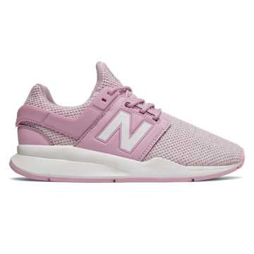 New Balance 247, Crystal Rose with White