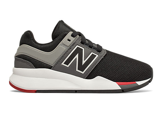Chaussures New balance GS247 M FB BLACK Kids and co