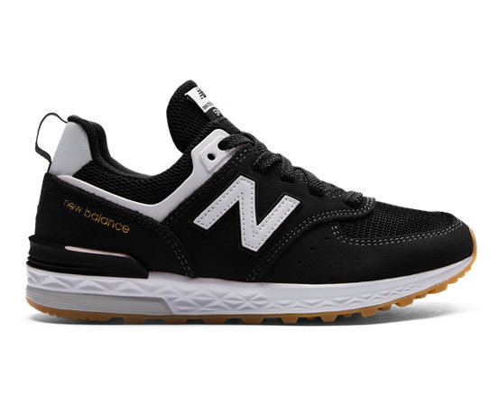 891ab9a568548 Boys Shoes 574 Classic Lifestyle GS574-2B - New Balance