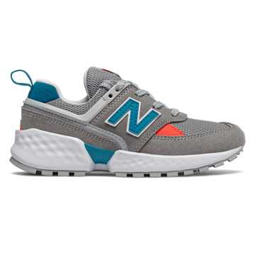 New Balance 574 Sport, Marblehead with Deep Ozone Blue
