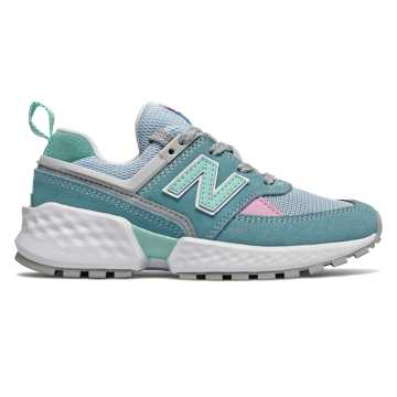 New Balance 574 Sport, Bluefog with Light Tidepool