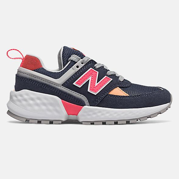 New Balance 574 Sport, GS574SN