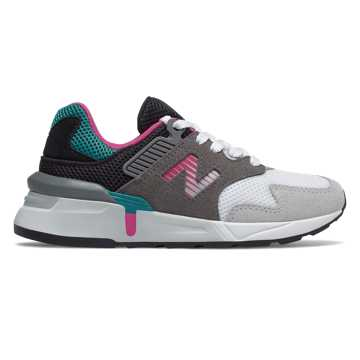 New Balance 997 Sport, Castlerock with Amazonite