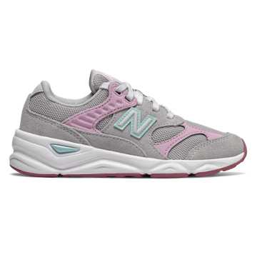 New Balance X-90R, Summer Fog with Crystal Rose