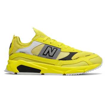 New Balance X-Racer, Yellow with Black