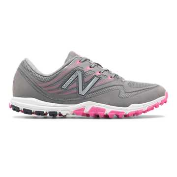 New Balance Minimus Golf 1006, Pink with Grey