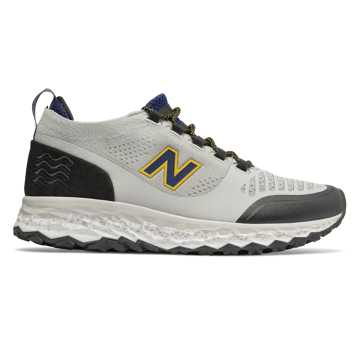 New Balance Fresh Foam Trailbuster, Rain Cloud with Moroccan Tile & Aztec Gold