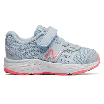 70681b7528e1e New Balance Hook and Loop 680v5, Air with Guava