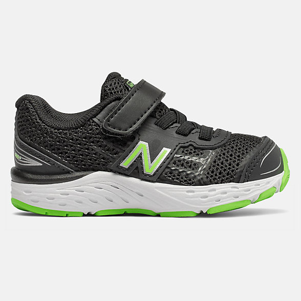 New Balance Hook and Loop 680v5, IA680BG
