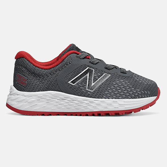 New Balance Bungee Lace Fresh Foam Arishi v2, IAARICG2