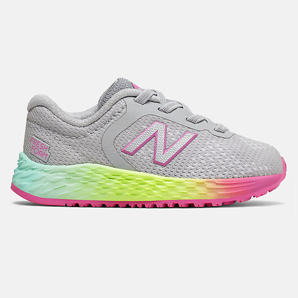 New Balance Bungee Lace Fresh Foam Arishi v2, IAARIFL2