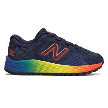 New Balance Bungee Lace Fresh Foam Arishi v2, Pigment with Multi Color