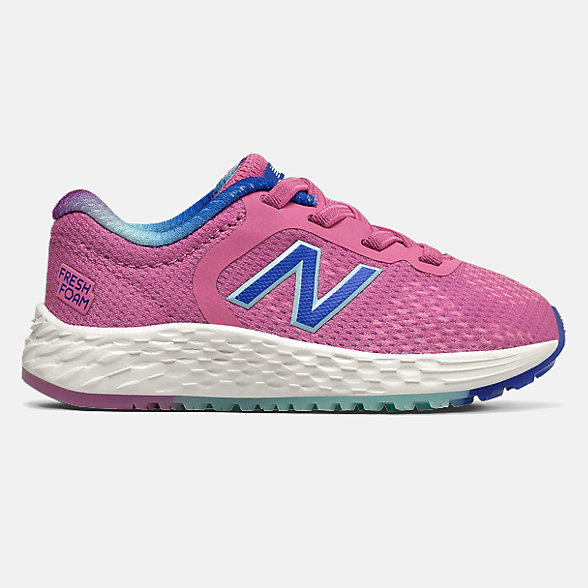 New Balance Bungee Lace Fresh Foam Arishi v2, IAARIGC