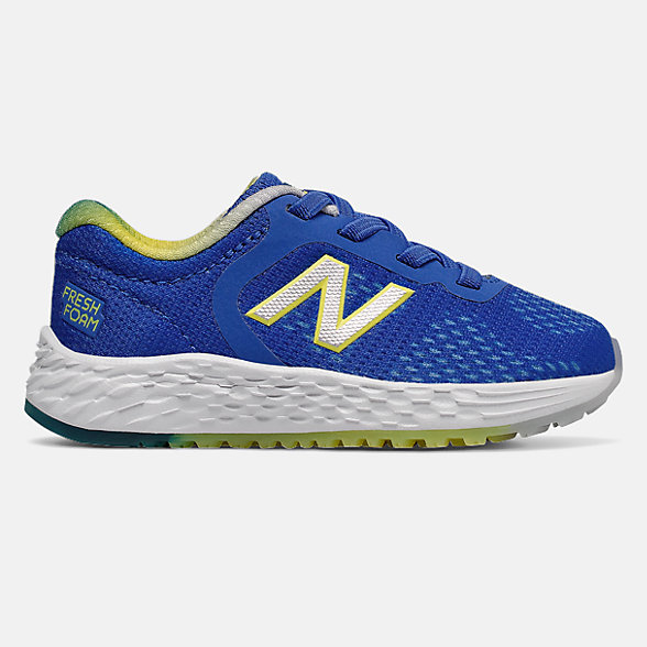 New Balance Bungee Lace Fresh Foam Arishi v2, IAARIGV