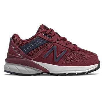 New Balance 990v5, NB Burgundy with Pigment