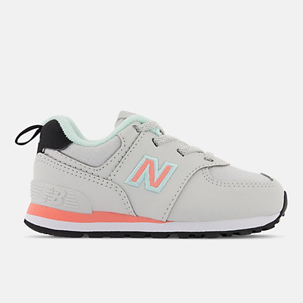 New Balance 574 Fashion Metallic, ID574FY2 image number null