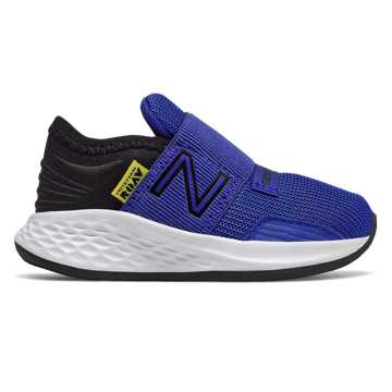 New Balance Slip-on Fresh Foam Roav, UV Blue with Black