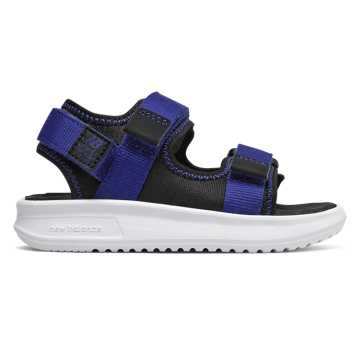 New Balance 750儿童休闲凉鞋, 蓝色