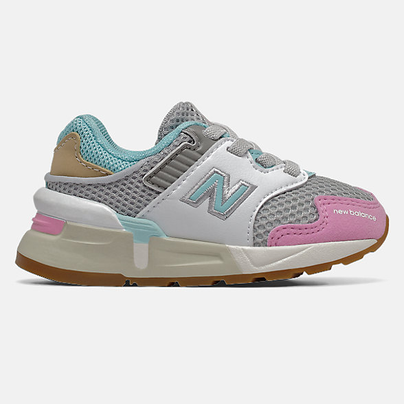 basket new balance garcon 27