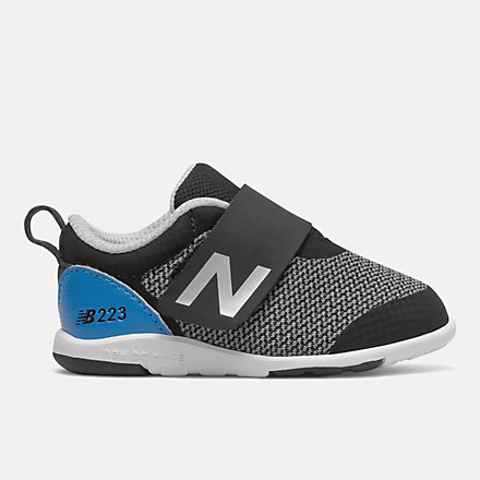 New Balance IO223: synthetic/mesh, IO223CKB image number null