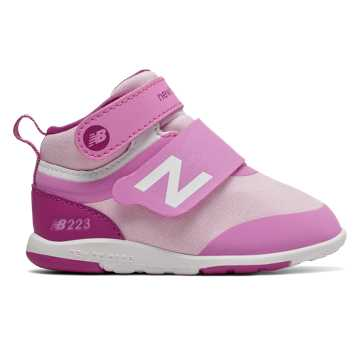 New Balance 223, Pink with White
