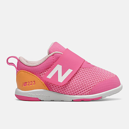 New Balance IO223: synthetic/mesh, IO223PNA image number null