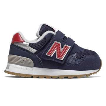 New Balance 313系列儿童休闲运动鞋, 藏青