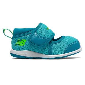 New Balance 508系列儿童凉鞋 透气舒适, 蓝色