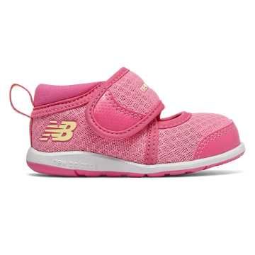 New Balance 508儿童凉鞋 透气舒适, 粉色