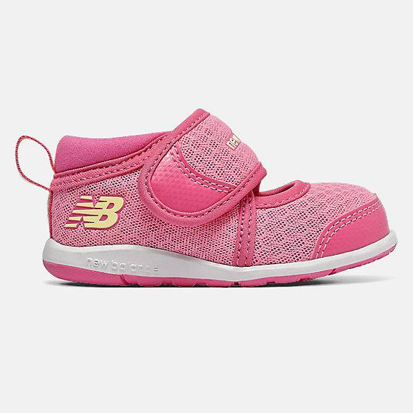 New Balance 508兒童涼鞋 透氣舒適, IO508PNK