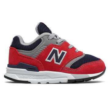 New Balance 997H, Team Red with Pigment