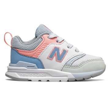 best cheap 91e9d 24a35 New Balance 997H, Air with Guava Glo - Lace