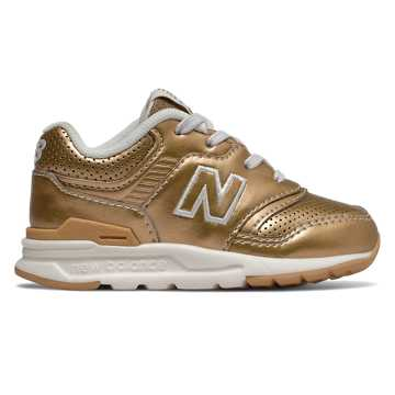New Balance 997H, Classic Gold with Sea Salt