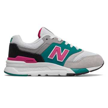 New Balance 997H, Amazonite with Carnival
