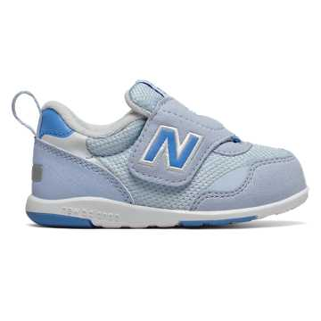 New Balance 313系列兒童休閑運動鞋, 淺藍色