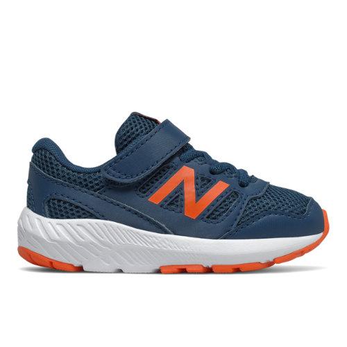 New Balance Enfant 570 Bungee, Blue/Orange