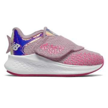 New Balance Fresh Foam Airplane, Oxygen Pink with Light Carnival