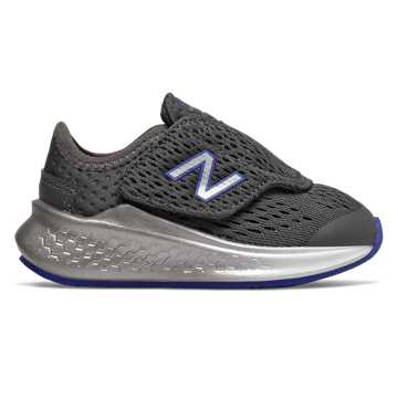 New Balance Hook and Loop Fresh Foam Fast, Magnet with UV Blue